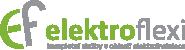 Elektro-flexi s.r.o. Logo
